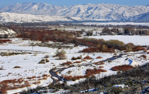 Whiplash Weather: From Dry Season to Snowfall in California