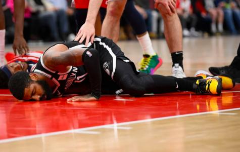 Kyrie Irving Injury