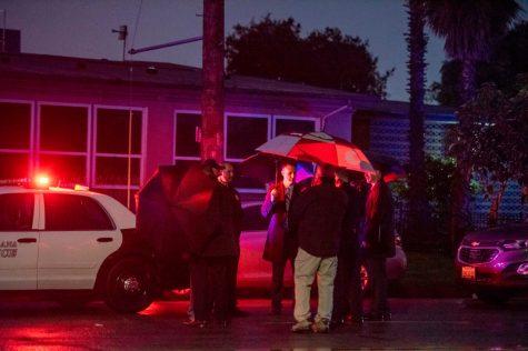 Santa Ana, Church Shooting One Man Dead