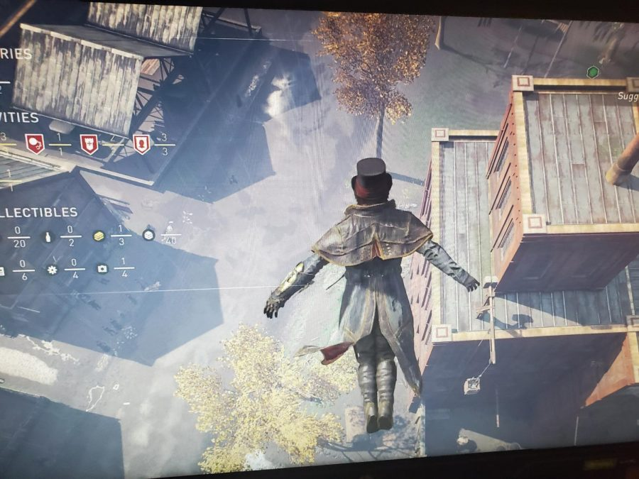 Assassin%E2%80%99s+Creed+Syndicate+is+a+2015+installment+of+the+Assassin%E2%80%99s+%0ACreed+series+that+tells+of+twins+during+a+historical+era.
