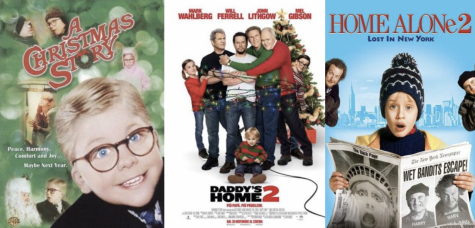 Review on Christmas Movies: A Christmas Story, Daddy's Home 2, Home Alone 2: Lost in New York