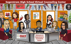 Here are the amazing counselors of Segerstrom who will help you recover credit. Photo Courtesy of: Segerstrom Counseling Department