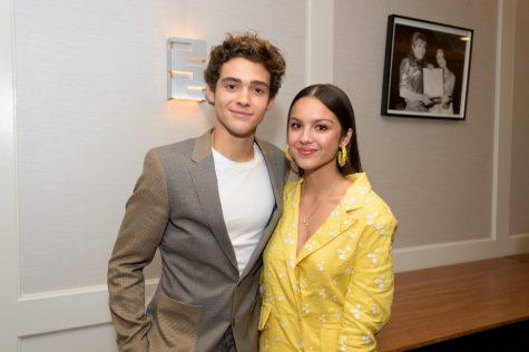 Joshua Basset and Olivia Basset pictured together. Photo Courtesy of: Image Group LA
