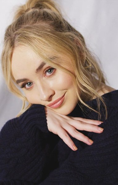 Sabrina Carpenter is a talented actress, singer, songwriter, and much more. She should be recognized for her accomplishments rather than just that blonde girl. Photo courtesy of: Wikimedia Commons