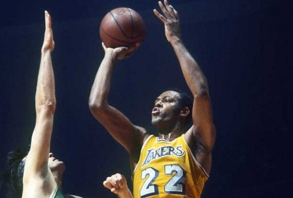 The Godfather of Hangtime At his best. Photo courtesy of: Base and Baskets