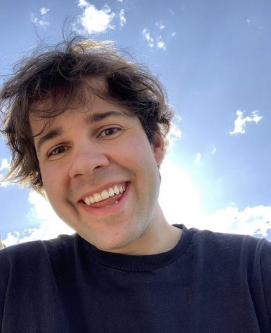 Selfie of David Dobrik posted on his Instagram.  Photo courtesy of: David Dobrik Instagram @daviddobrik