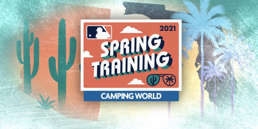 The 2021 Spring Training is under way! Photo courtesy of: MLB.com