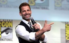 Zack Snyder speaking at the 2016 San Diego Comic Con International, for the original
