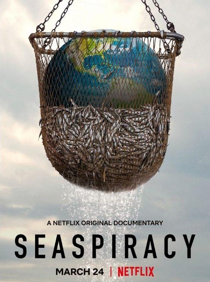 """Title Image of Seaspiracy"""" Photo courtesy of: Netflix"""